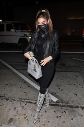 Chantel Jeffries Night Out Style - Craig