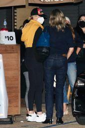 Charlize Theron at Nobu in Malibu 04/07/2021