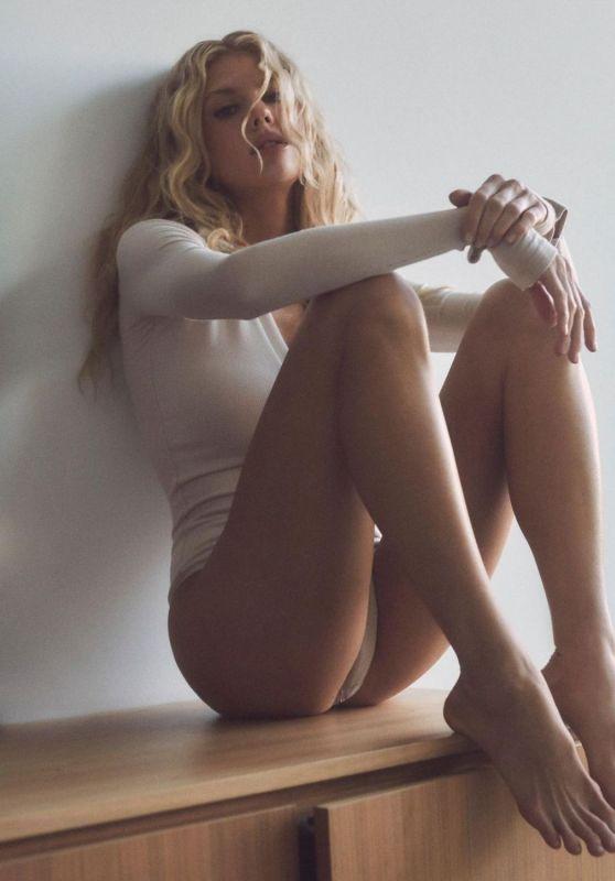 Charlotte McKinney - Grazia Magazine 2021