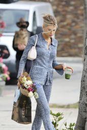 Charlotte McKinney Street Style - Los Angeles 04/05/2021