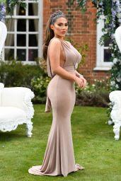 "Chloe Brockett – ""The Only Way is Essex"" TV Show Filming in Essex 04/18/2021"