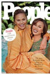 Chrissy Teigen - PEOPLE Magazine Beautiful Issue 2021