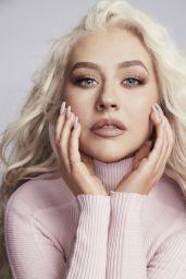Christina Aguilera - Health Magazine May 2021