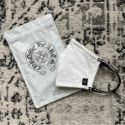 Chrome Hearts Face Mask Printed White