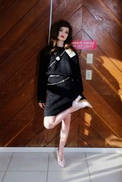 Ciara Bravo - Photoshoot for Content Mode 2021
