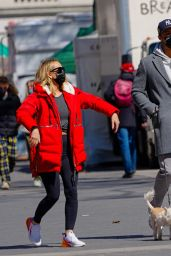 Clare Crawley - Out in New York 03/30/2021