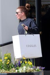 Coleen Rooney - Shopping in Cheshire 04/13/2021