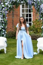 """Courtney Green – """"The Only Way is Essex"""" TV Show Filming in Essex 04/18/2021"""