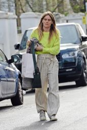 Cressida Bonas - Out in Notting Hill 04/04/2021