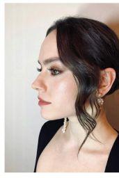 Daisy Ridley – SAG Awards Photoshoot April 2021