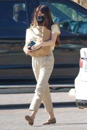 Dakota Johnson - Shopping in Malibu 04/19/2021