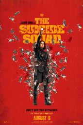 """Daniela Melchior - """"The Suicide Squad"""" Poster and Photo"""