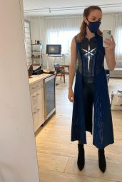 Danielle Panabaker Live Stream Video 04/13/2021