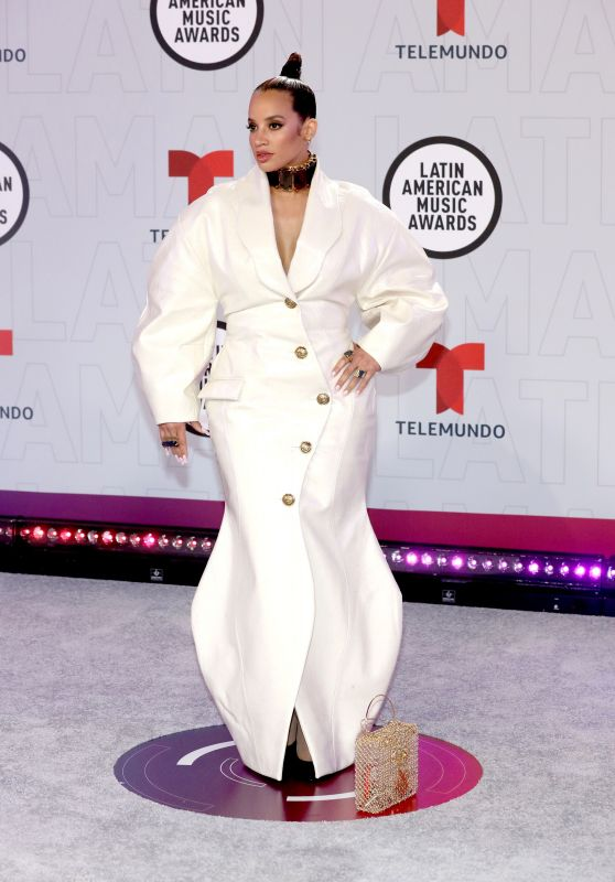 Dascha Polanco – 2021 Latin American Music Awards