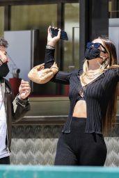 Delilah Hamlin - Shopping in Beverly Hills 04/27/2021