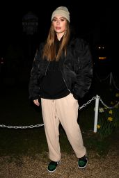 """Demi Sims - """"The Only Way is Essex"""" TV Show Filming in Essex 040/01/2021"""