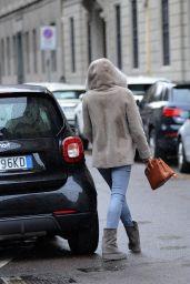 Diletta Leotta - Out in Milan 04/15/2021