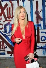 Donna D'Errico Night Out Style - Craig's in West Hollywood 04/15/2021