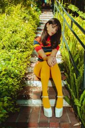 Eiza Gonzalez - Interview Magazine April 2021
