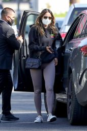 Eiza Gonzalez - Out for Lunch in West Hollywood 04/27/2021