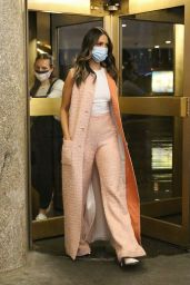 Eiza Gonzalez - Out in New York 04/16/2021