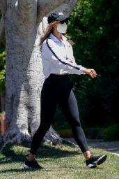 Eiza Gonzalez - Running Errands in LA 04/29/2021