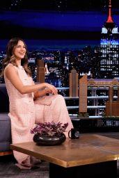 Eiza Gonzalez - The Tonight Show With Jimmy Fallon in New York 04/16/2021