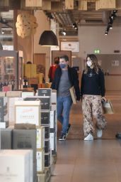 Elisabetta Canalis - Out in Rome 03/28/2021