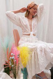 Elizabeth Lail - Photoshoot for Grumpy Magazine 2021