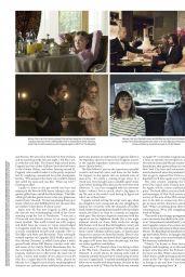elle fanning, kirsten dunst & rashida jones - w magazine (march 2021) | picture pub