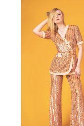 Elle Fanning - SAG Awards Photoshoot April 2021