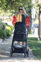 Elsa Hosk - Out in Los Angeles 04/29/2021