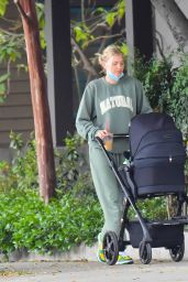 Elsa Hosk - Out in Pasadena 04/21/2021