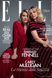Emerald Fennell and Carey Mulligan - ELLE Italy 04/17/2021 Issue
