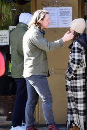 Emilia Clarke - Out in Regent Canal 04/05/2021