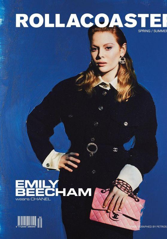 Emily Beecham - Rollacoaster Magazine Spring/Summer 2021