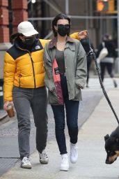 Emily Ratajkowski - Out in New York 04/22/2021