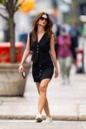 Emily Ratajkowski - Out in NYC 04/29/2021