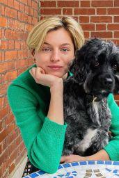 Emma Corrin - April 2021 Photoshoot