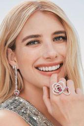 Emma Roberts - Fred Jewelry Photoshoot Pretty Woman 04/28/2021
