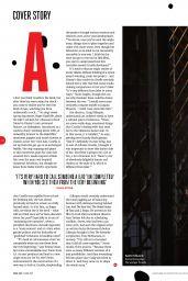 Emma Stone - Total Film Magazine April 2021 Issue