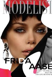 Frida Aasen - Modeliste Magazine March 2021