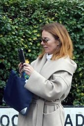 Geri Halliwell - Out in London 03/31/2021