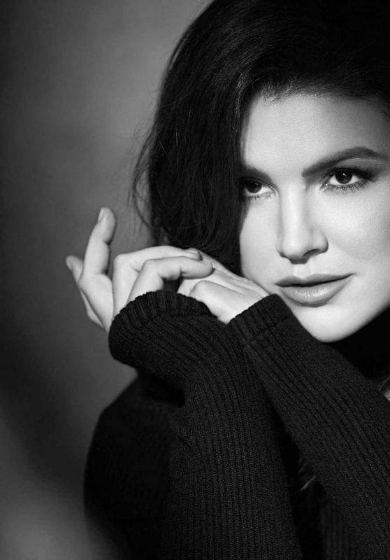 Gina Carano – Photoshoot for The Daily Wire March 2021 (+1)