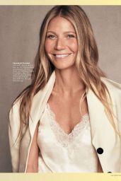 Gwyneth Paltrow - Cosmopolitan Magazine Germany May 2021 Issue