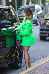 Hailey Rhode Bieber - Heading to a Business Meeting in Beverly Hills 04/19/2021