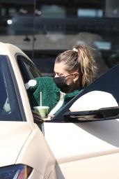 Hailey Rhode Bieber - Out in Los Angeles 04/03/2021