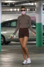 Hailey Rhode Bieber - Out in Santa Monica 04/02/2021