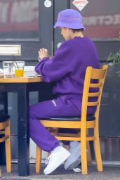 Halsey at Toast in West Hollywood 04/12/2021