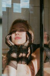 "Hannah Van Der Westhuysen - ""Fate: The Winx Saga"" Promoshoot 2021"